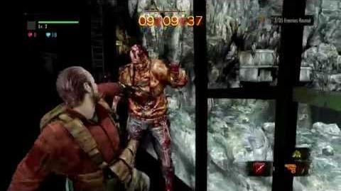 RESIDENT EVIL REVELATIONS 2 - Raid Mode - Mode Commando- HD