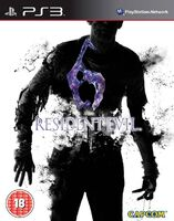 RE6 PS3 EUR steelbook