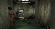 HUNK gameplay RE2 1998