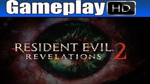 Resident Evil Revelations 2 Walkthrough Part 1 Tokyo Game Show 2014 (TGS 2014)