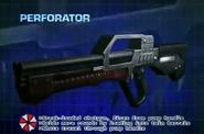 Perforator Elite DLC Trailer Desc