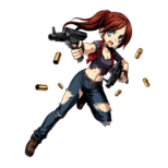 ClanMaster Claire RECV Aim2