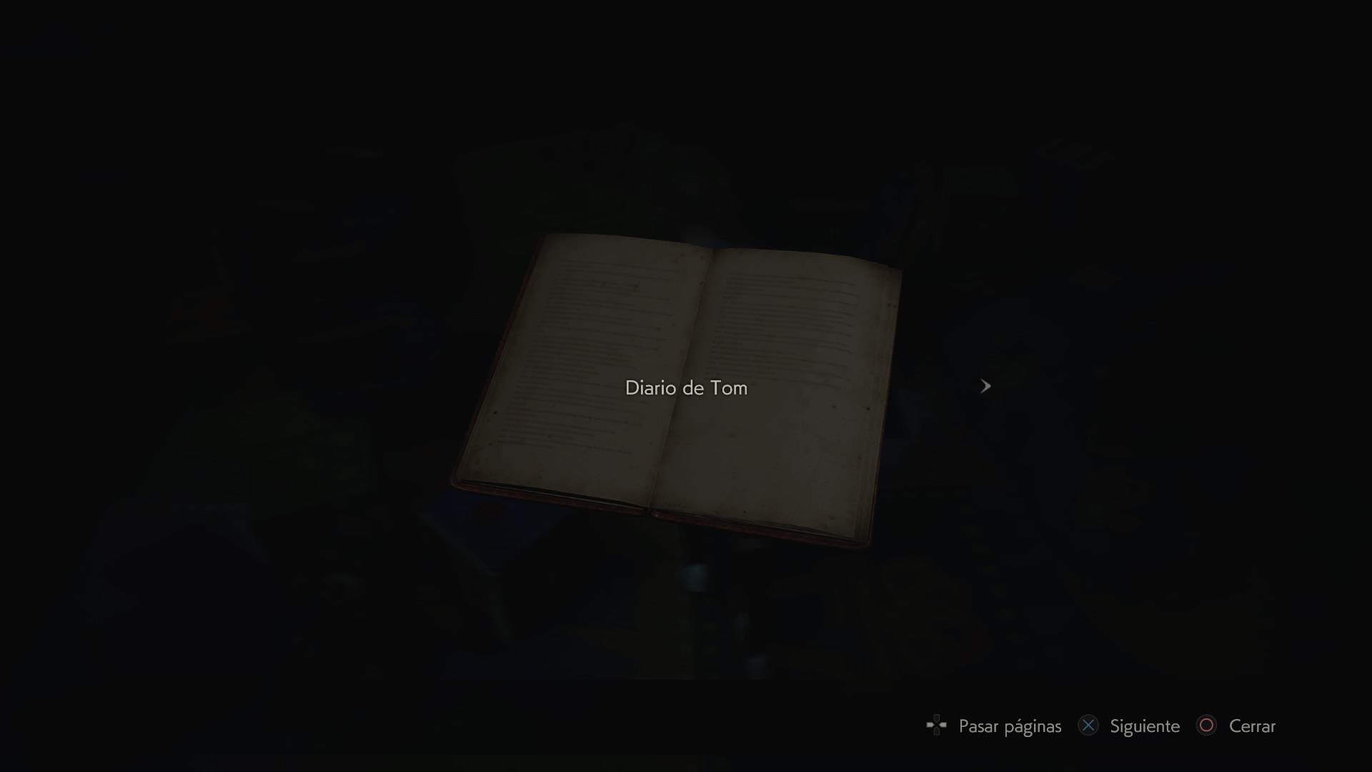 Diario de Tom