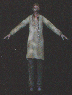 Degeneration Zombie body model 56