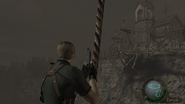 Re4 screenshot lake church