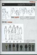 Biohazard DAMNATION Artbook 0