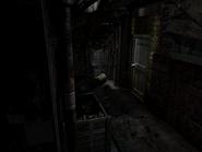 Resident Evil 3 background - Uptown - boulevard b2 - R11E00