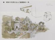 Resident Evil 5 Ndipaya Kingdom concept art 3