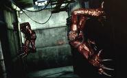 Licker resident evil the darkside chronicles biohazard
