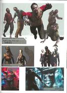 Resident Evil 6 Art Book 12