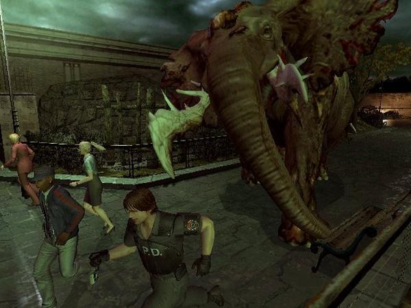 Zombie Elephant/gallery