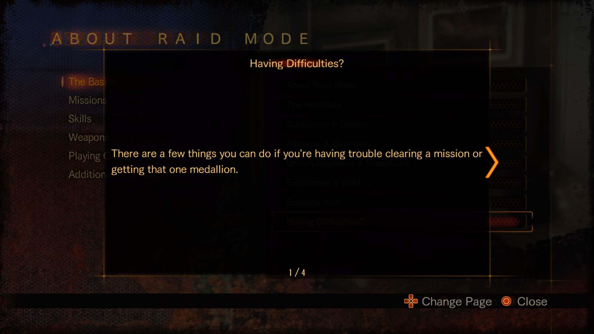 Having Difficulties?