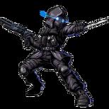 BIOHAZARD Clan Master - VECTOR 06