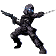 BIOHAZARD Clan Master - VECTOR 06