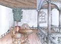 Mansion Artwork - True Story Behind Biohazard 9