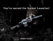 Resident Evil 0 Rocket Launcher unlock