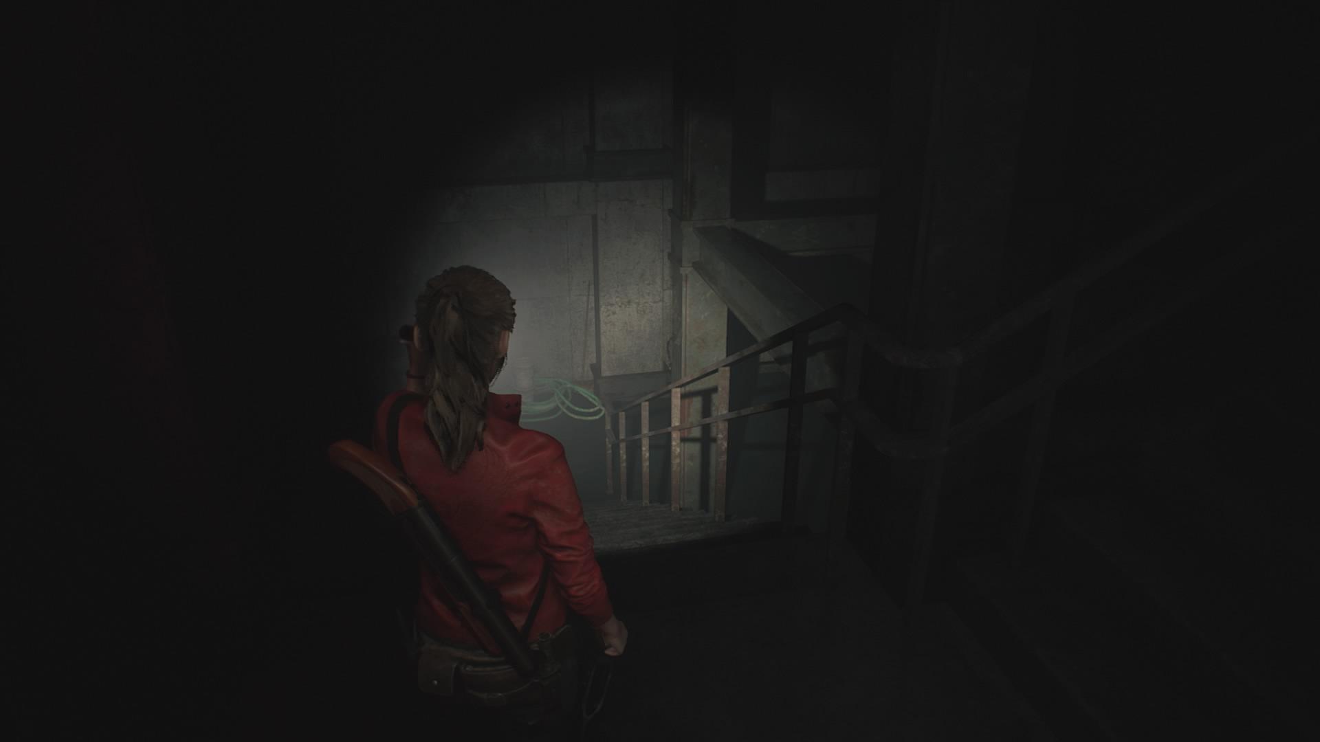 Escaleras subterráneas