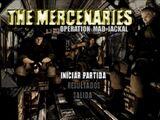 The Mercenaries - Operation: Mad Jackal