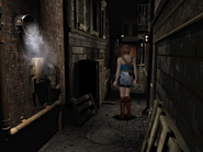 RE3 Sales Office Alleyway 3