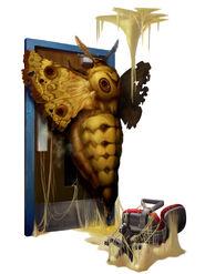 Moth re2 resident evil