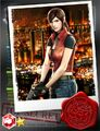 Claire Redfield BIOHAZARD Team Survivor CV