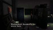 Resident Evil CODE Veronica - monitoring room - examines 01