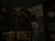 Resident Evil Outbreak items - Forklift Key forklift
