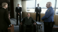 Degeneration - Senator Davis in the VIP room 1