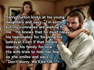 Resident Evil 3 Epilogue 3 Barry Burton