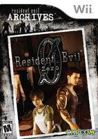 Resident Evil 0 Archives