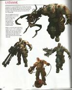 Resident Evil 6 Art Book 47