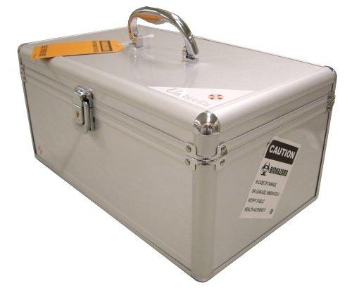 Biohazard Umbrella Aluminium Box