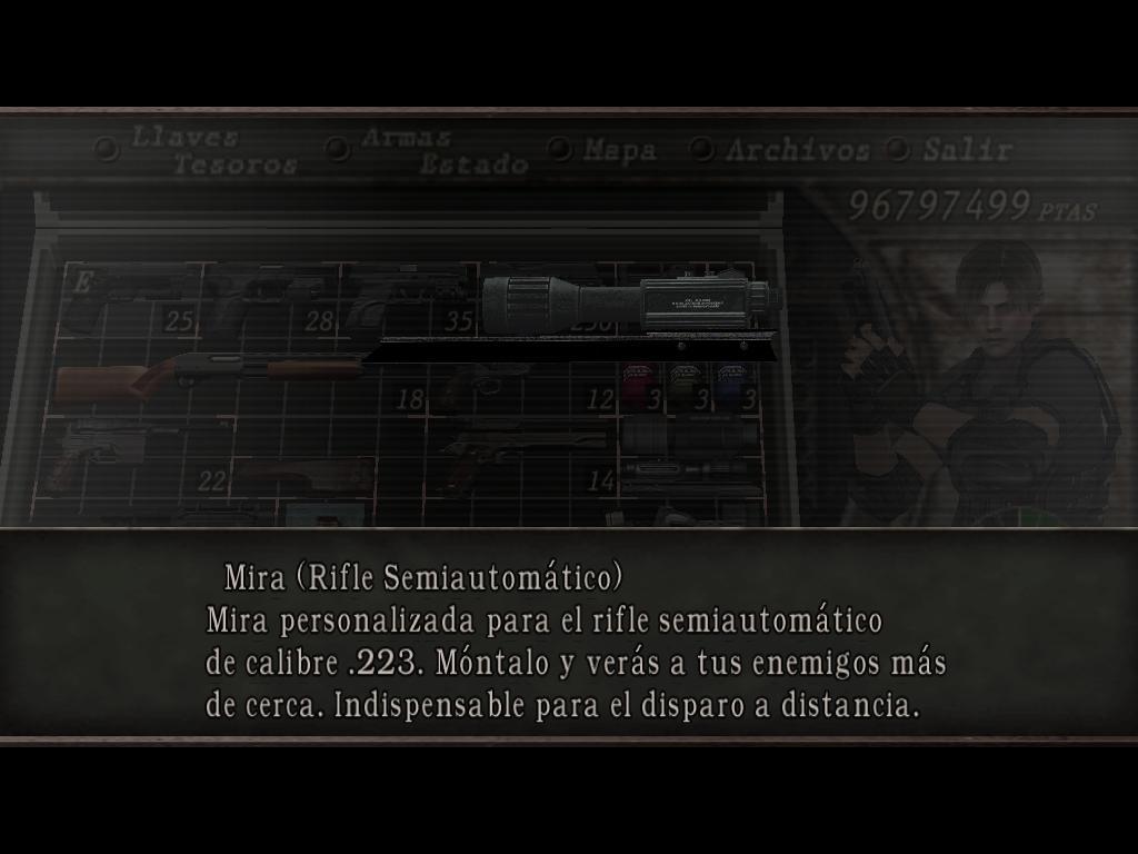 Mira (Rifle Semiautomático)