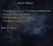 RE DC Patrol Report file page3