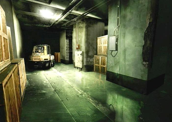 Water treatment plant (Raccoon City)