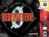 Resident Evil 0 (N64)