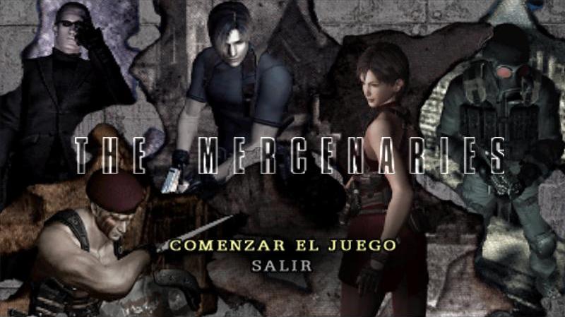 The Mercenaries (RE4)