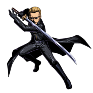 Albert Wesker RE5 Clan Master6