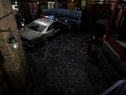 Resident Evil 3 background - Uptown - boulevard i2 - R11E08
