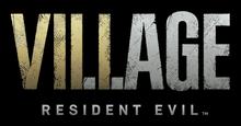 Resident Evil 8 Village english logo.png
