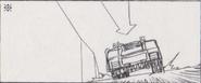 Leon vs. Chris storyboard 38
