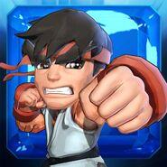 Puzzle Fighter App Icon