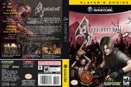 Resident Evil 4 GameCube manual 1