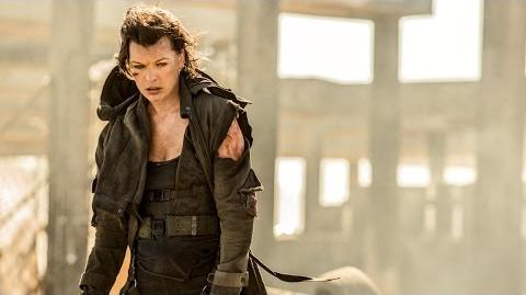 Resident Evil The Final Chapter - Official Trailer 1