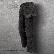 VOLK TACTICAL GEAR×BIOHAZARD 7 COMBAT PANTS CHRIS MODEL 1