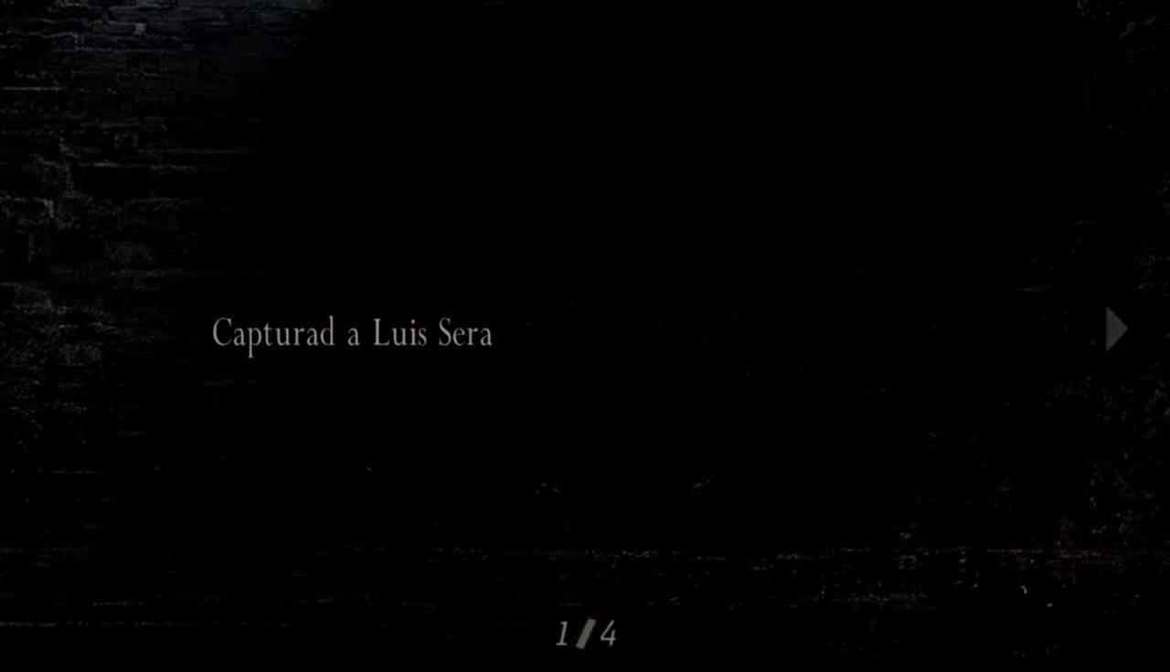 Capturad a Luis Sera