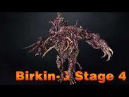 Resident Evil 2 Remake Birkin-G Stage 4 Sounds