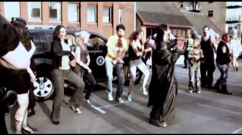 PSY Zombie Gangnam Style Video