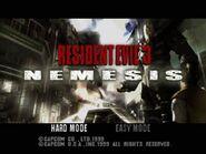 Resident Evil 3 screenshot1