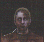Degeneration Zombie face model 66